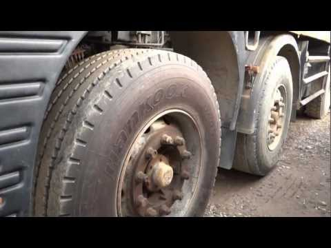 Used Dump truck Autowini.com Hyundai 24t Dump skauto 005