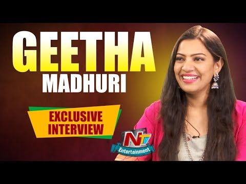 Geetha Madhuri Exclusive Interview | #BiggBossTelugu2 | NTV Entertainment