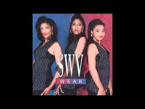 Sisters With Voices {SWV} - Weak (Radio Edit Version)