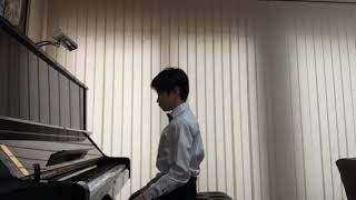 Harry Zhou - Mozart Sonata K330 and Debussy Arabesque No. 1