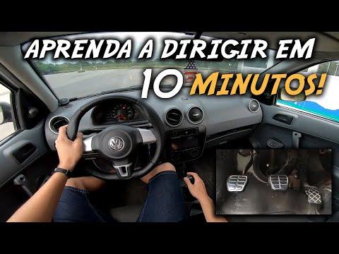 APRENDA A DIRIGIR EM 10 MINUTOS! PASSO A PASSO!