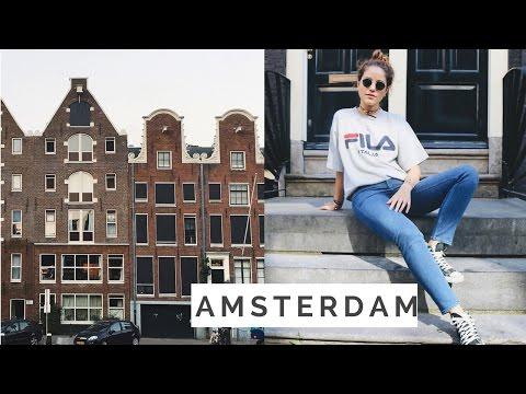VLOG   Amsterdam 2016