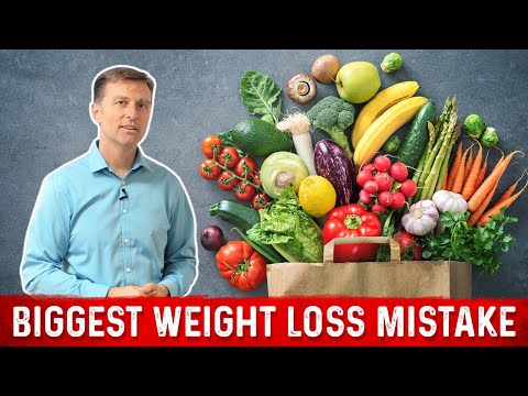 The Biggest Weight Loss Mistake: MUST WATCH!