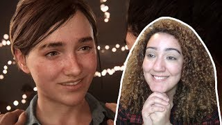 ELLIE IS BACK IN ACTION! - The Last of Us Part 2 Reaction on Gameplay Trailer
