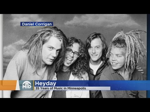 'Heyday' Photography Book Documents 35 Years Of Music In Minneapolis