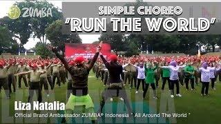 Liza Natalia Official Brand Ambassador Zumba® Indonesia | Zumba® | RunThe World Remix |