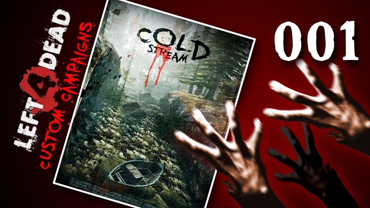 Left 4 Dead Custom Campaigns 001 Cold Stream Deutsch 720p