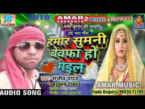 2018 का सबसे हिट दर्द भरा गीत // Hmaar Sumani Bewafa  Ho Gail // Singer Sanjeev Yadav
