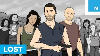 &#39Lost&#39 Explained in Under 4 Minutes Mashable TLDW