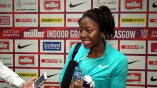 Khaddi Sagnia - Muller Indoor Grand Prix Glasgow