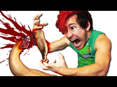 Thumbnail: ONE FOOT MARKIPLIER | Killing Room - Part 1