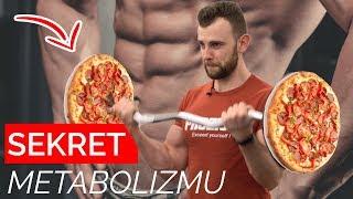 Lubisz jeść i chcesz schudnąć?!  *sposób na Twój metabolizm*