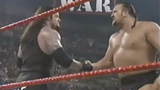 """Download Undertaker 1999 Era """"Unholy Alliance"""" Vol. 1 Mp3 and Videos"""