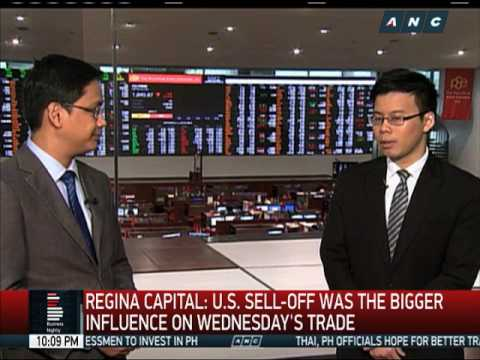 PH, Asian markets fall in step with Wall Street sell-off