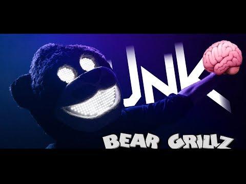 Bear Grillz - Brain On Dubstep (Video)
