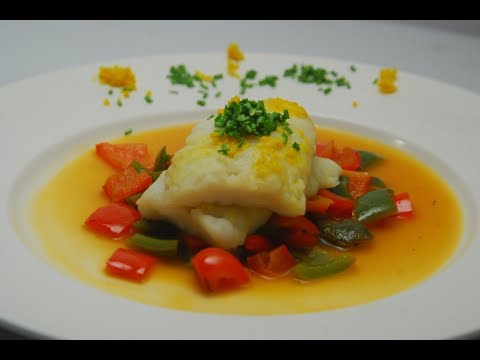 Steamed Fish With Orange Sauce | Cooksmart | Sanjeev Kapoor Khazana
