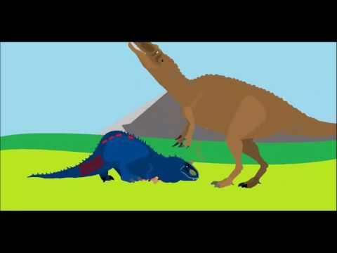 PDBG: ep27: Tarbosaurus vs Acrocanthosaurus