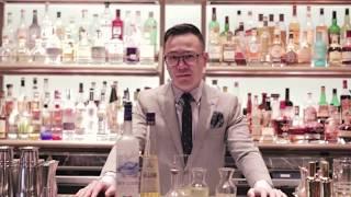 CLOCKWORK - Clear Headed Harvey Cocktail