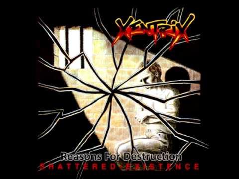 Xentrix - Shattered Existence (1989) (Full Album)