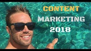 Content Marketing Strategy 2018 | Social Media & SEO