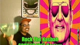 Rock The Kasbah Spoiler Free Review