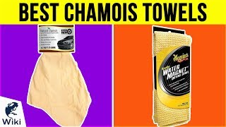 10 Best Chamois Towels 2019