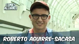 Interview: Archie Comics' Roberto Aguirre-Sacasa at San Diego Comic-Con 2014