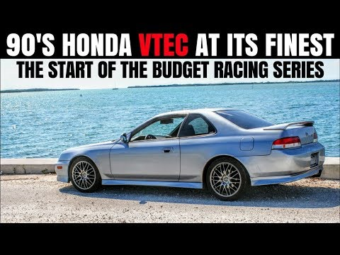 Honda Prelude H22A VTEC Pulls | The Start of the Cheap Car Racing Build!