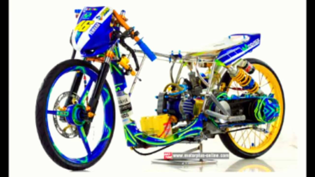 Koleksi Foto Modifikasi Motor Racing Look Terlengkap Modispik Motor