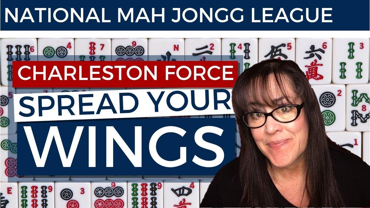 National Mah Jongg League Charleston Force 20180611 Gaming Video