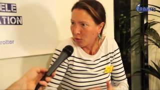 Sophie de Courtivron, aventure à la rame sur le Zambèze, par ABM-TV