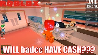 Roblox: JailBreak: Will badcc have money???   Grind to 7 million