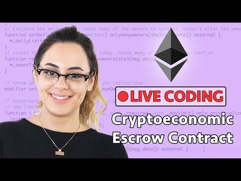 How to Create an Escrow Contract on Ethereum