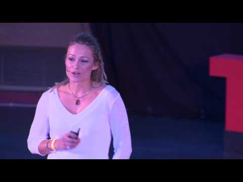 Watch this space | Adriana Marais | TEDxCapeTown