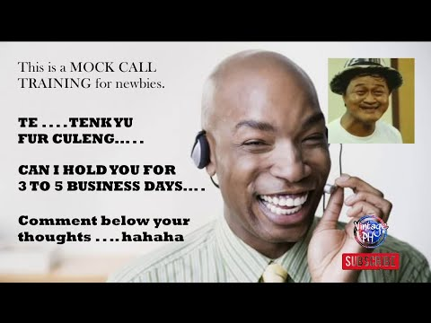 CALL CENTER ACCOUNT CANCELLATION FUNNY MOCK CALLS TRAINING