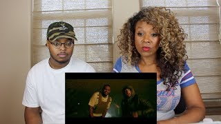 Aunt Reacts To Eminem - Lucky You ft. Joyner Lucas