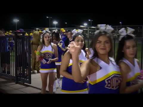 Brawley Cheerleaders