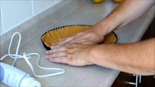 Mango Cream Pie Recipe