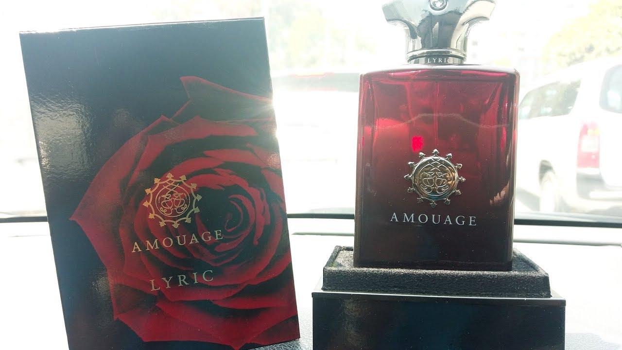 Amouage Lyric Man Fragrance Review Uk Version Youtube