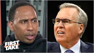 Stephen A. doesn't want to see Mike D'Antoni coaching Joel Embiid & Ben Simmons | First Take