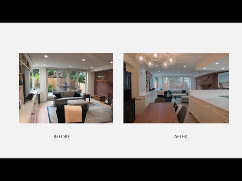 Traditional Kitchen & Ground Floor Patio Transformation Slideshow - 31 W 93rd St, NYC