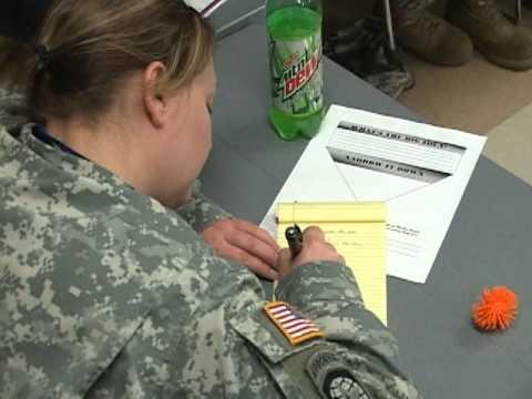 Kentucky National Guard 2011 Unit Public Affairs Historian Representative Music Video