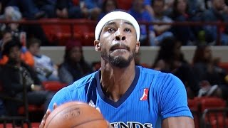 Toure murry posts 15 points & 14 assists vs. the warriors, 12/11/2015