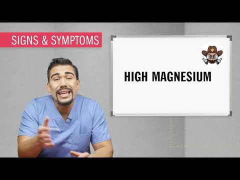 Electrolyte Imbalances | Hypermagnesemia (High Magnesium)