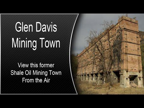 Glen Davis, New South Wales - Historic Shale Oil Town