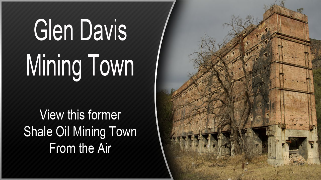 Glen Davis, New South Wales - Historic Shale Oil Town - YouTube