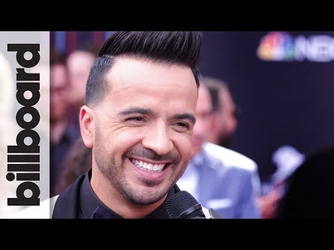 Luis Fonsi Talks Continued Success of 'Despacitio' & Latin Music in Mainstream Pop | BBMAs 2018