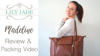 Download Video Lily Jade | Madeline 2.0 Diaper Bag Review & Packing Videos | kateschwanke & GatorMOM  Collab! MP3 3GP MP4