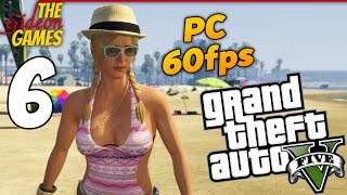 Прохождение GTA 5 с Русской озвучкой (Grand Theft Auto V)[PС|60fps] - Часть 6 (Порно-Яхта)