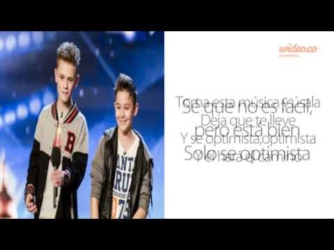 Bars and Melody-Hopeful Traducción al Español